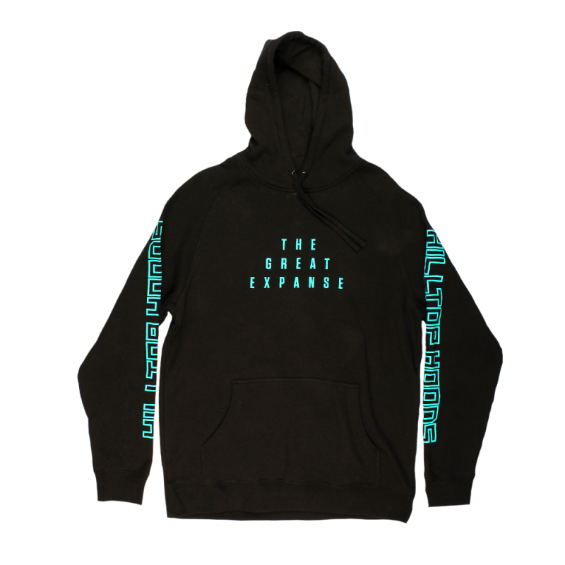 Great Expanse Tour Black Hoody